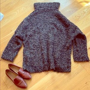 Free people Alpaca sweater